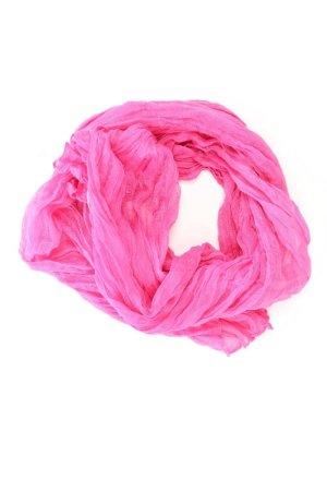 Szal jasny różowy-różowy-różowy-różowy neonowy Bawełna