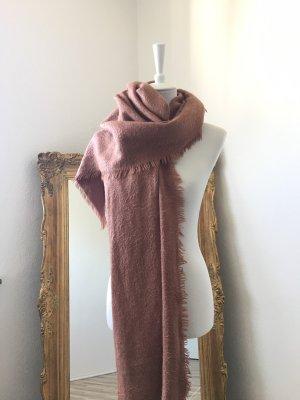 Pull & Bear Sciarpa lavorata a maglia multicolore