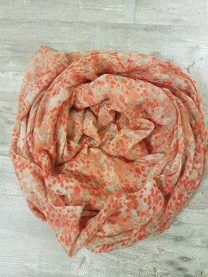 s.Oliver Summer Scarf cream-apricot