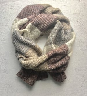 s.Oliver Knitted Scarf multicolored mixture fibre