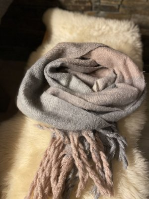 no name Sciarpa di lana multicolore