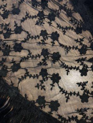 Passigatti Knitted Scarf black