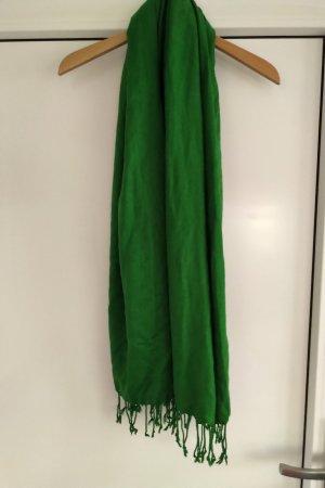 schal sommer grün