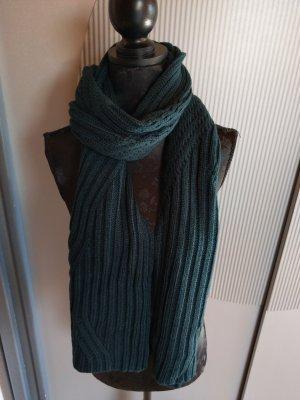 Clockhouse Gebreide sjaal petrol-donkergroen