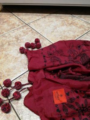 Erfurt Zijden sjaal veelkleurig