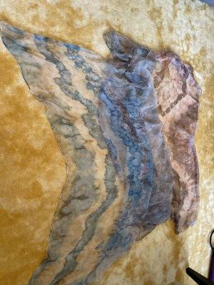 Schal Tuch Batik