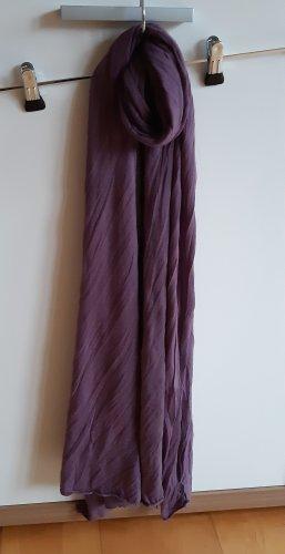 Schal Tuch Halstuch lila