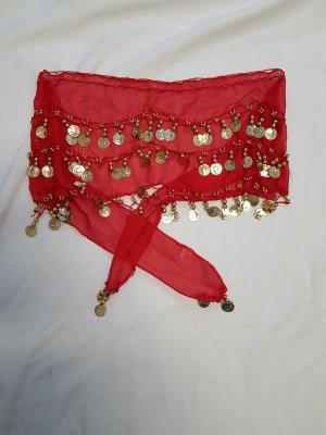 Cintura fianchi rosso
