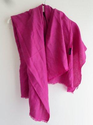 Fraas Silk Scarf pink silk