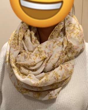 Only Snood oatmeal-primrose