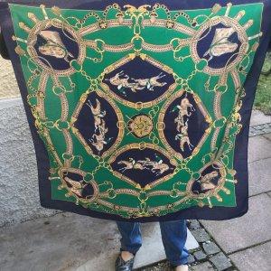 Schal/ Tuch Pferde und Reiter