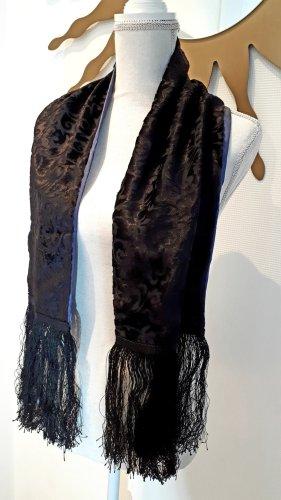 Bandolera Scarf black-blue