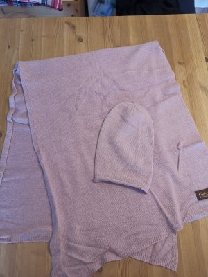Cashmere Cashmere Scarf light pink-pink cashmere