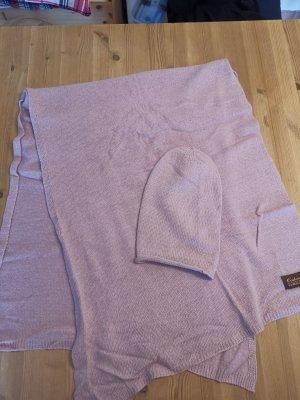 Cashmere Sjaal van kasjmier lichtroze-roze Kasjmier