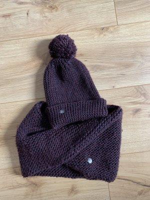 Schal und Mütze von Opus