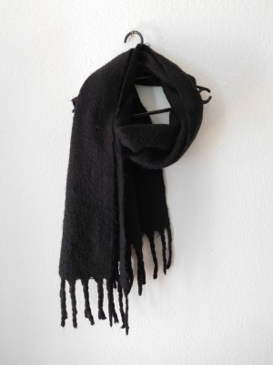 Vero Moda Écharpe en laine noir