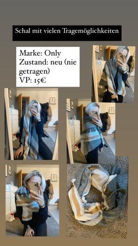 Schal - verschiedene Tragemöglichkeiten