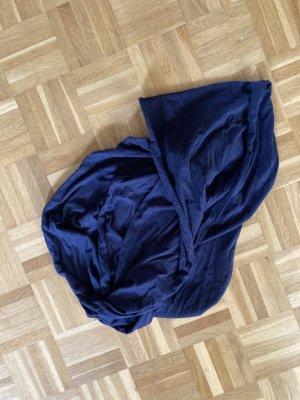 American Apparel Sciarpa estiva blu scuro