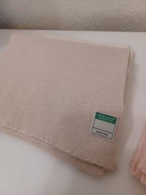 Schal von Benetton, beige