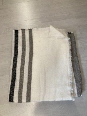 Glassons Écharpe en laine multicolore tissu mixte