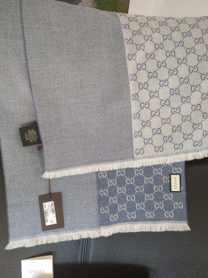 Gucci Sjaal met franjes veelkleurig
