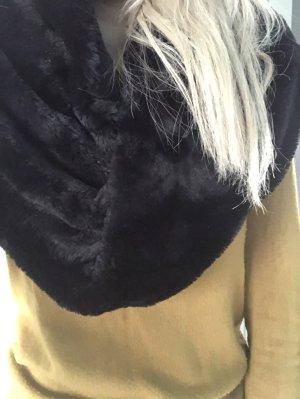 H&M Écharpe ronde noir