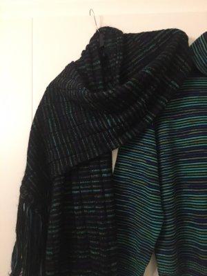 Missoni Écharpe en laine multicolore