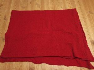 Rundholz Bufanda de cachemir rojo ladrillo