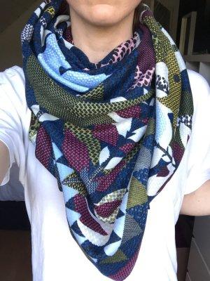 Vero Moda Écharpe d'été multicolore