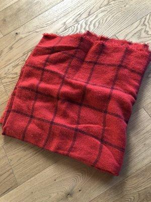 Zara Scarf red