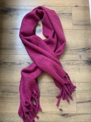 Zara Accesoires Bufanda de lana multicolor
