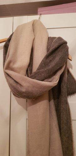 Schal von Zara in beige