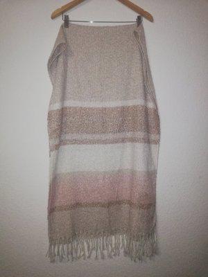 Bijou Brigitte Écharpe en laine multicolore