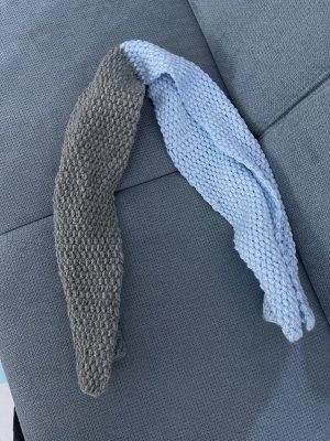 keine Écharpe en tricot multicolore