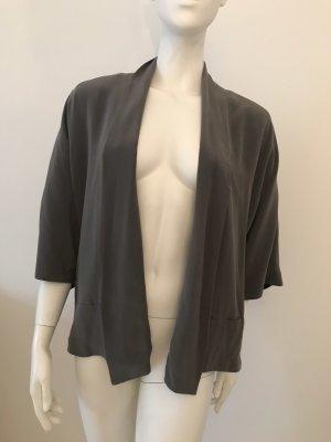 Toupy Blazer grey-dark grey