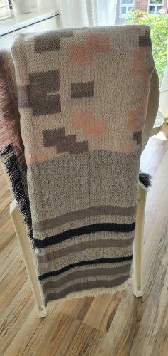 Gina Wollen sjaal veelkleurig
