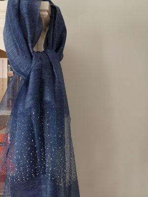 Alexandra Schmitz Pañoleta azul oscuro modal