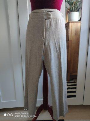 Hennes Collection by H&M Pantalon 3/4 crème
