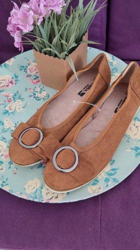 Classic Ballet Flats light brown-brown