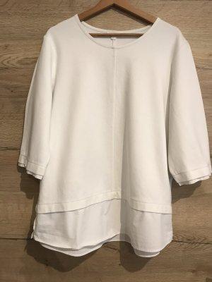 COS Oversized Blouse white