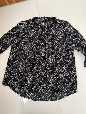 Esprit Cols de blouses noir-blanc