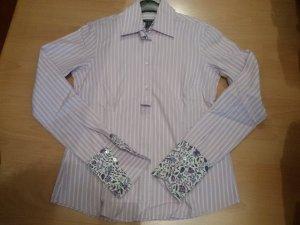 Gant Blouse à manches longues blanc-violet