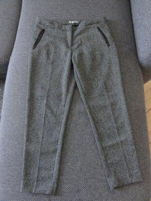 °°°Schicke Business-Tweed-Hose, 7/8°°°