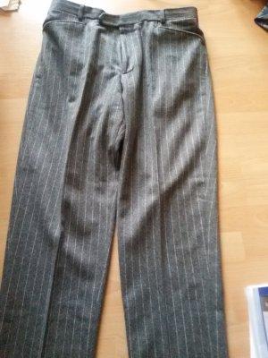 Carlo Colucci Pantalone a pieghe grigio