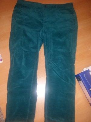 Christian Berg Five-Pocket Trousers petrol-cadet blue