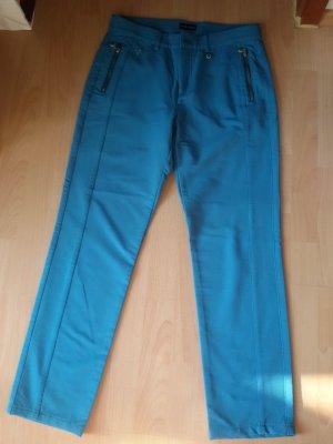 Golfino Pantalone blu fiordaliso