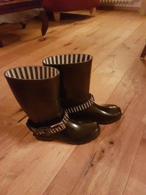 Wellington laarzen zwart
