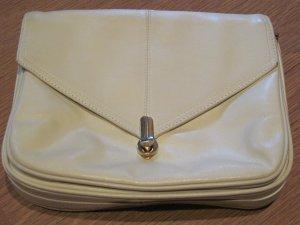 Schicke Handtasche, beige
