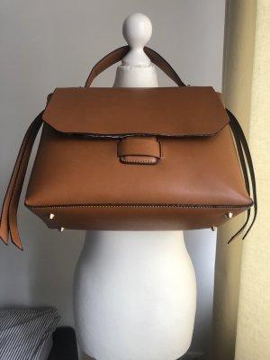 Schicke Handtasche | Braun