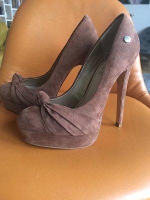 Blink High Heels brown